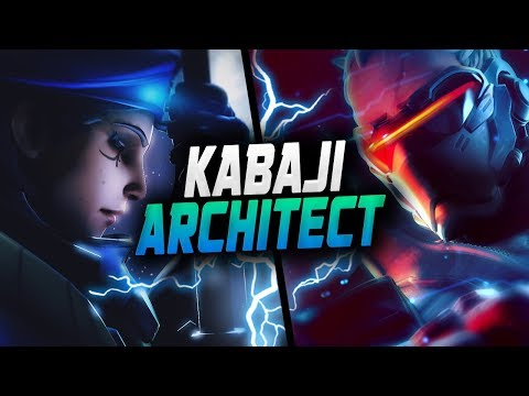 ARCHITECT Pro Ana and KABAJI Soldier 76! Perfect Duo?! [ OVERWATCH SEASON 15 TOP 500 ] thumbnail