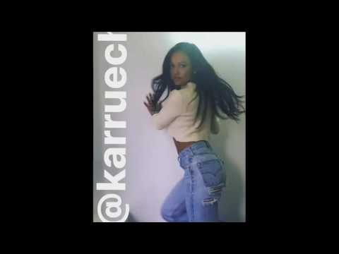 #Karrueche Tran shows off her favorite jeans! Hot #BlAsian model slays fashion! #WlehiminaModels thumbnail