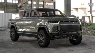 2020 Atlis Xt Electric Pickup Truck Revealed!