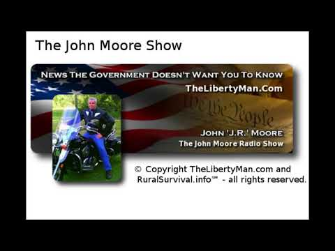 The John Moore Radio Show: Tuesday, 17 October, 2017