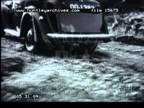 Austin Cars, 1940's - Film 15675