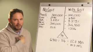 No closing Cost Mortgages: Real Life Example