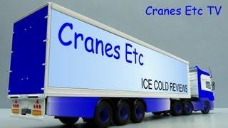Corgi Scania R + Trailers