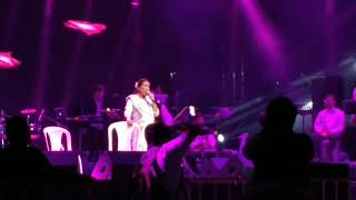 Asha Bhosle Live performance at Hyderabad