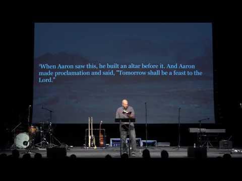 Exodus: God's Anger and Mercy Towards Sin