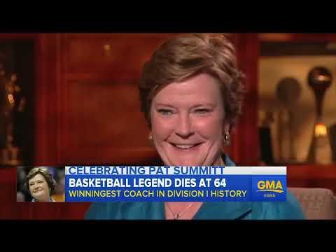 Pat Summitt Dead at 64
