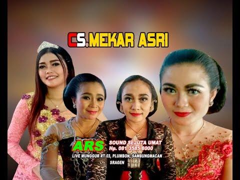 Live Streaming  Dian Pictures/CS. MEKAR ASRI SRAGEN// ARS SOUND SYSTEM