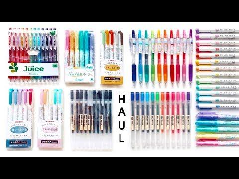 Stationery & School Supplies Haul
