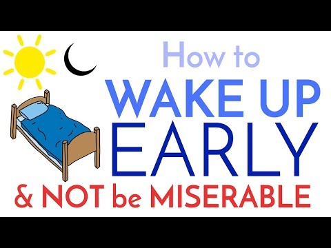 The Science Of Waking Up - Try Out Tomorrow!