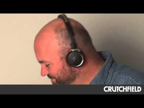 AKG K840KL Wireless Headphones Review | Crutchfield Video