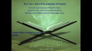 Kur'an-ı Kerim'e yapılan itirazlar