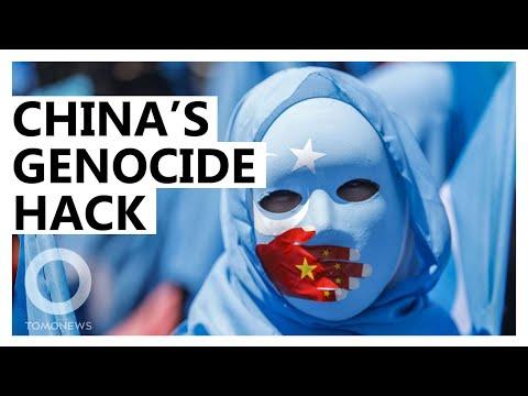 How China Used iPhone Hack in Uyghur Genocide