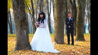 Свадебный клип Виталий и Гражина(фото-видеосъёмка Лида,Новогрудок,Барановичи,РБ)