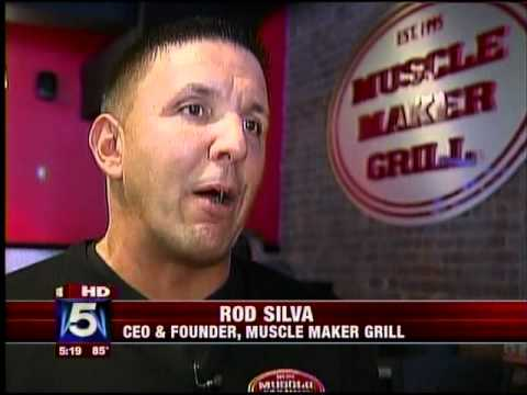 Muscle Maker Grill on Fox News