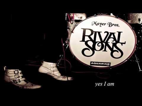 RIVAL SONS - Electic man + Lyrics   ORLChannel