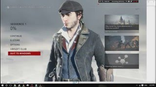 How to change language in Assassin's Creed Syndicate from Russian to English ( No patch required )