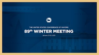 89th Winter Meeting: Saturday Plenary Session