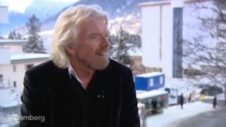 Branson's Futuristic Vision to Get Internet to Everyone