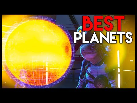How to FIND the BEST & COOLEST Planets! (No Man's Sky NEXT Multiplayer Gameplay Part 12)