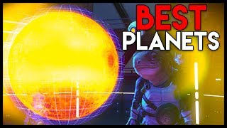 How to FIND the BEST & COOLEST Planets! (No Man