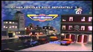 Micro Machines Commercial C