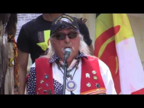 Leonard Peltier Event - Los Angeles (06/17/2016) Part 1