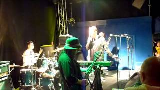 Attack Of The Mole Men by The Dickies live at the O2 Academy Newcastle 16 08 2014