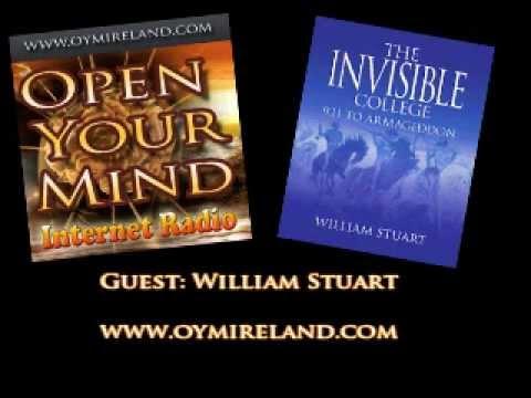 Open Your Mind Internet Radio (OYM) William Stuart - 28th Oct 2012