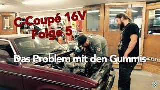 Opel Kadett C Coupé Projekt Folge 5 // Das Problem mit den Gummis