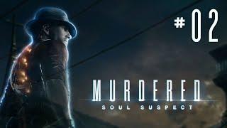 MURDERED: SOUL SUSPECT - Cap 2 - Cuarta Planta