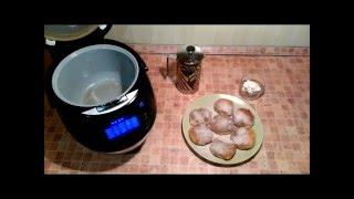 Домашние видео рецепты -  сырники с изюмом в мультиварке