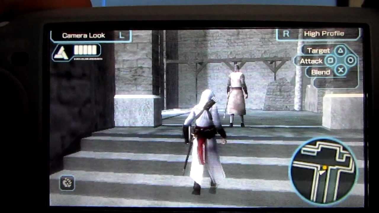 GTA 5 на PSP (PSPDisp) - YouTube