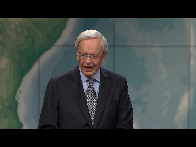 The Prayer Life of Jesus – Dr. Charles Stanley
