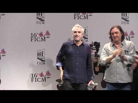 Clase Magistral de Alfonso Cuarón en el 16º FICM