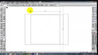 Jw cad 使い方 com 図面枠と図形の縮尺
