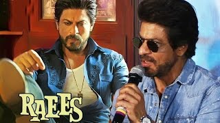 Shahrukh Khan's Raees Not A Real Story Of Bootlegger Abdul Lateef | Reveals CBFC