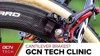 Gambar cover Cantilever Brakes For A Gravel Bike Build? | GCN Tech Clinic #AskGCNTech