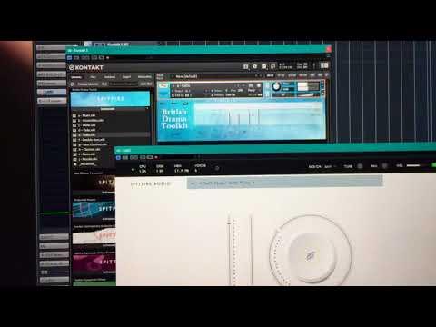 Spitfire Audio British Drama Toolkit + LABS Soft Piano