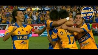 Tigres vs Pachuca 5-0 Jornada 8 Apertura 2011 Liga Mx HD