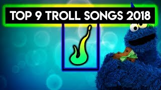 TOP 9 BEST TROLL SONGS OF ALL TIME! POPULAR TROLL SONGS FOR YOUTUBE VIDEOS! FREE FUNNY MUSIC! Jemuxy