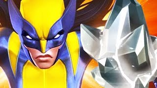 Wolverine X-23 Crystal Opening Attempt - Marvel Contest Of Champions - Gameplay Part 56