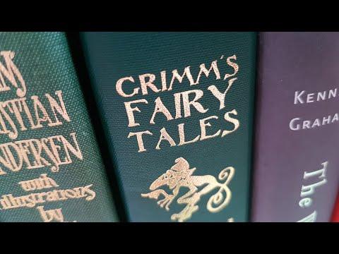 Grimm's Fairy Tales - Arthur Rackham (Cala) - beautiful book review