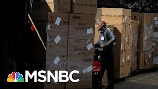 16 Million Total Unemployment Claims Made In The Past Three Weeks | Morning Joe | MSNBC
