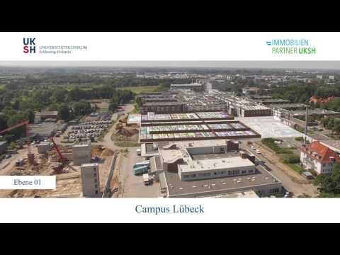 UKSH der Zukunft - Campus Lübeck