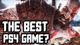 GOD OF WAR: 5 Reasons Why It May Be The BEST PS4 Game...Ever (NEW GAMEPLAY)