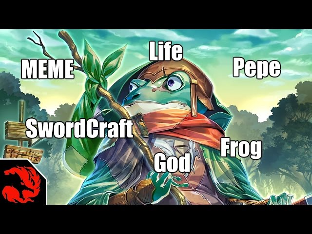 [Shadowverse Tempest of the Gods] Pepe Frog SwordCraft Deck A New God!