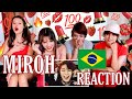 "Stray Kids ""MIROH"" M/V (SKZ REACTION) *With Subs* [Queens Of Revolution]"