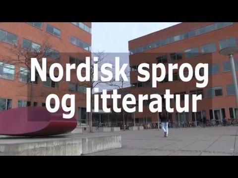 Nordisk sprog og litteratur ved Aarhus Universitet