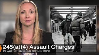 Assault Causing GBI: Can You Be Charged Without a Weapon [Hint: Yes]