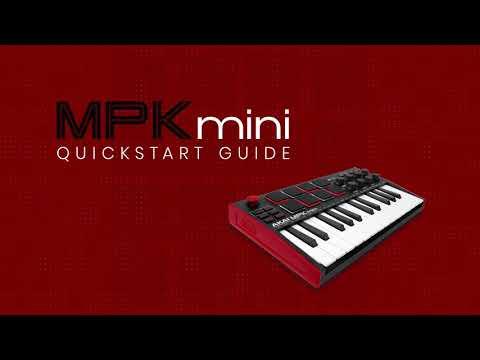 MPK mini mk3 | Starter Guide